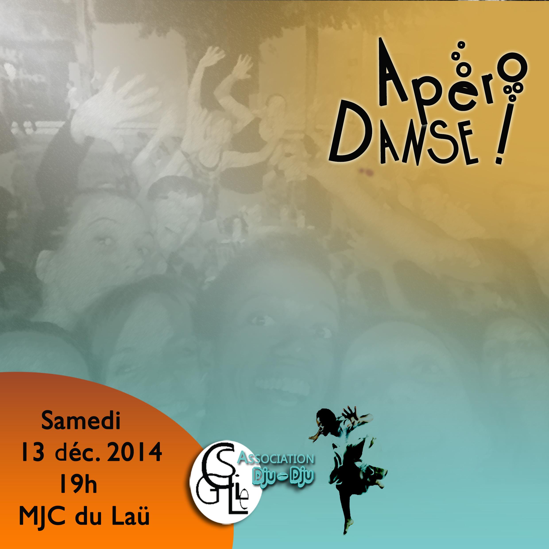 Apéro Danse... Rdv le 13 déc. 2014 !!