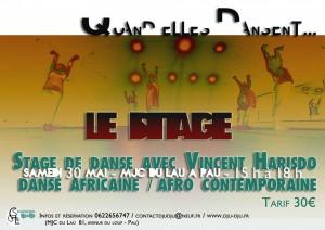 """Le stage du week-end """"Quand elles dansent..."""""""