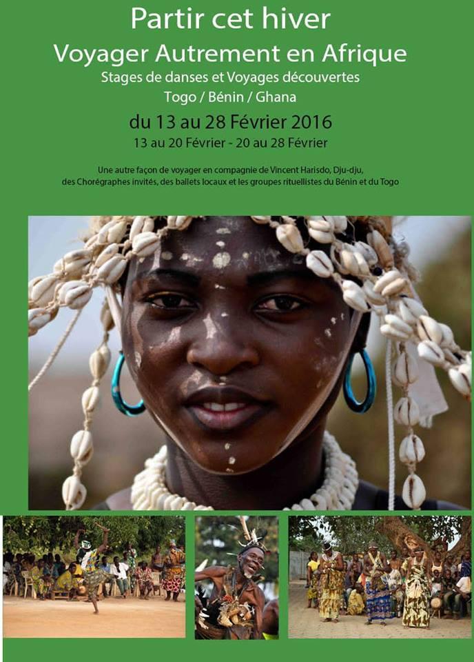 Voyager autrement en Afrique : stage de danses et découverte au Bénin & Togo