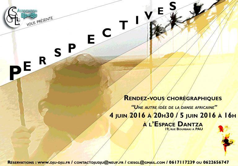 Perspectives, rendez-vous chorégraphiques...