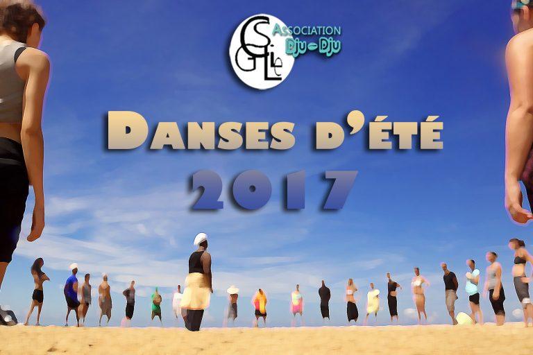 DANSES D'ÉTÉ 2107