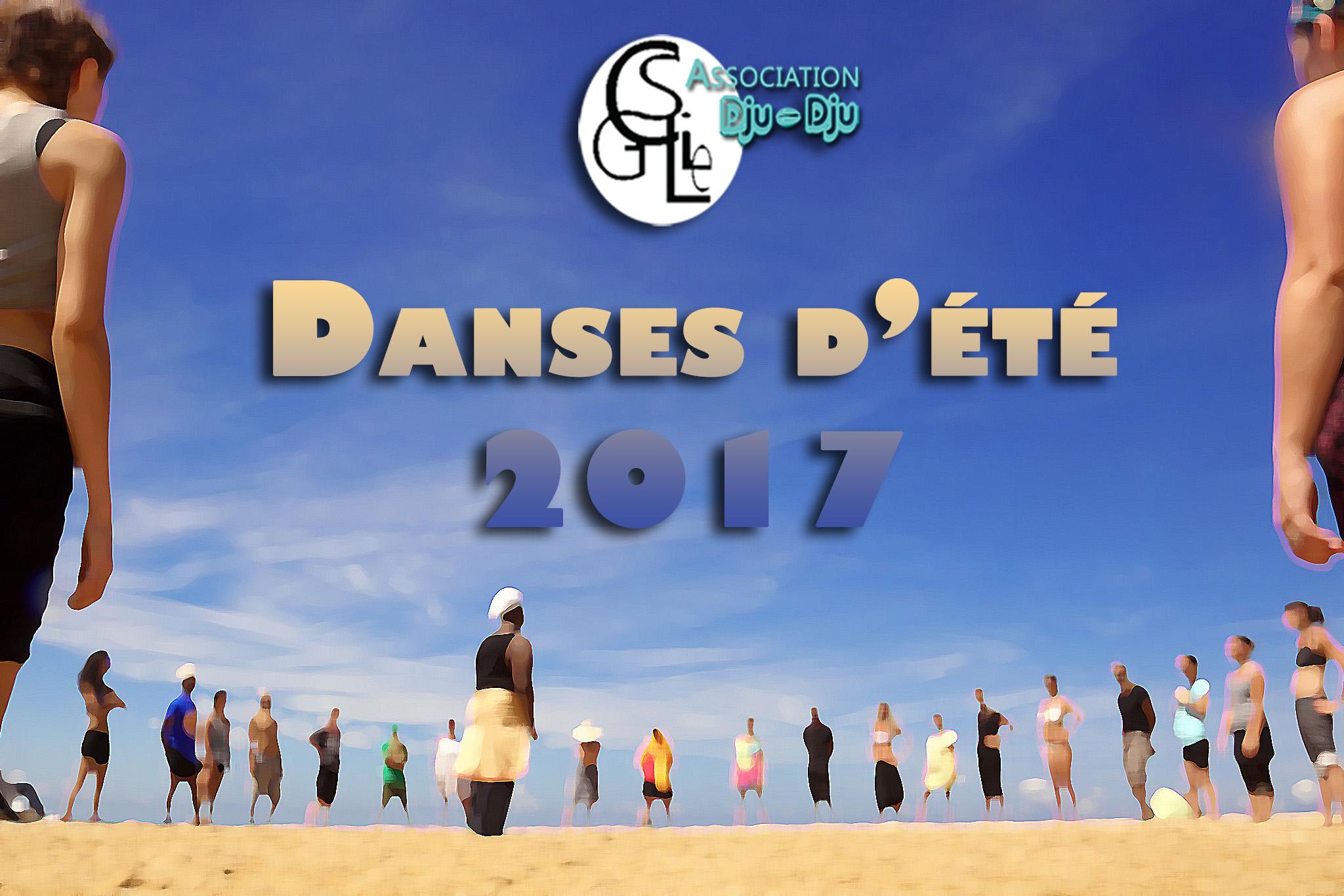 Danses d'été 2017 : stages autour d'une autre idée de la danse...