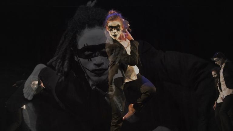 Parcours Danse 2018 - Projet de création amateur...
