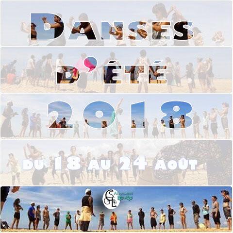 Danses d'été 2018 : stages autour d'une autre idée de la danse...