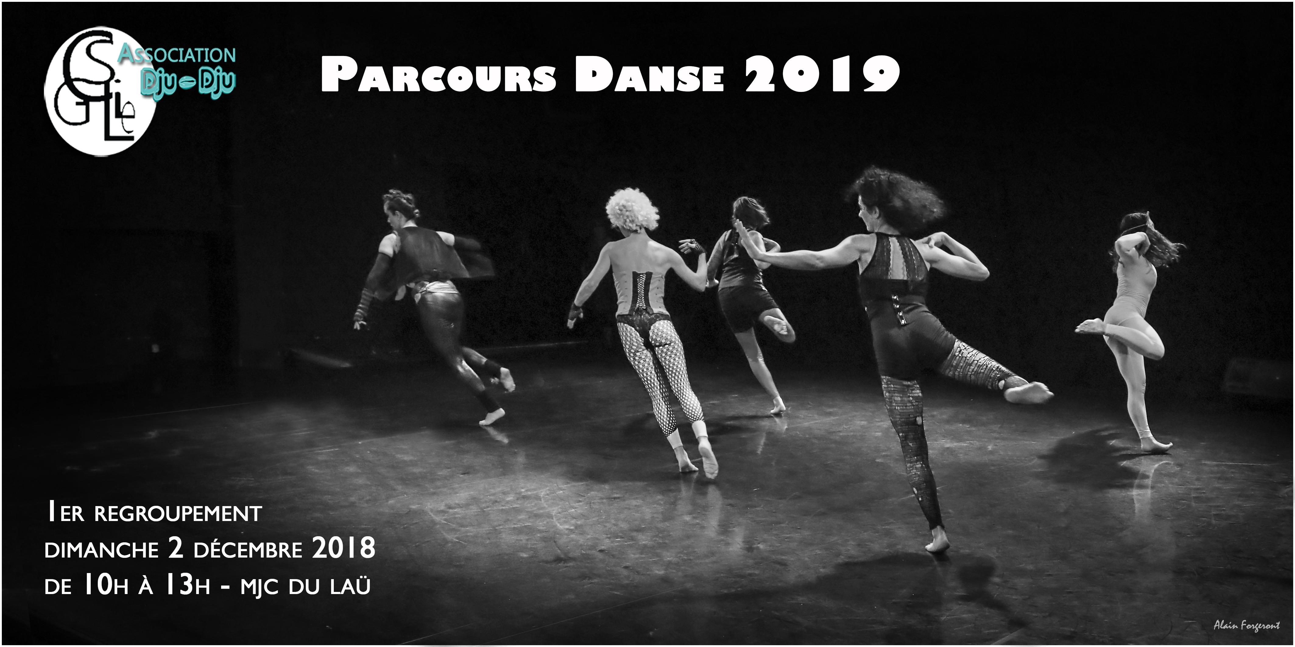 Parcours Danse 2019 - Projet de création amateur...