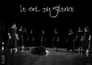 """""""Le Cri...du Silence"""" pour les Journées Nationales d'Etude de la FFMJC @ MJC du Laü"""